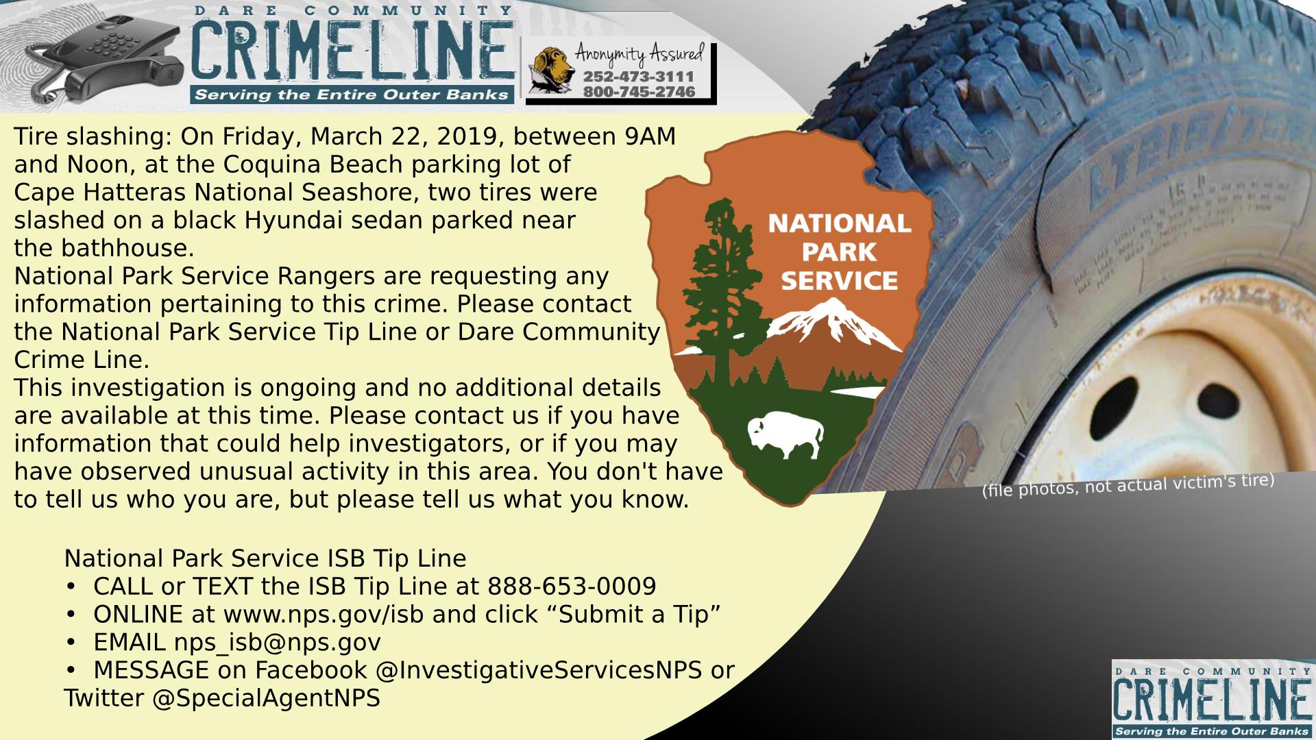 Dare Community Crime Line